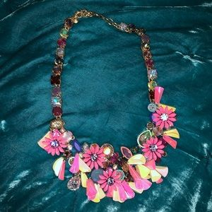 J. Crew Wild Fiesta Statement Necklace